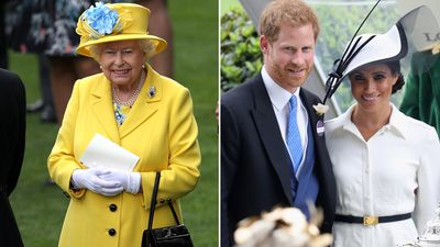 Duchess of Sussex shines at her Royal Ascot debut