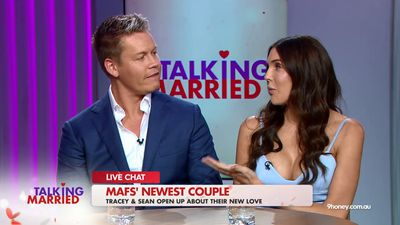 'Married At First Sight' star Tracey Jewel isn't moving to Melbourne with Sean Thomsen