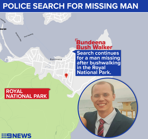 Aaron Payne's last known location was Beachcomber Avenue where his car was parked.