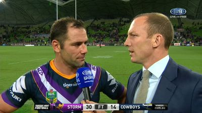 Storm beat Cowboys but Smith surprised by refereeing