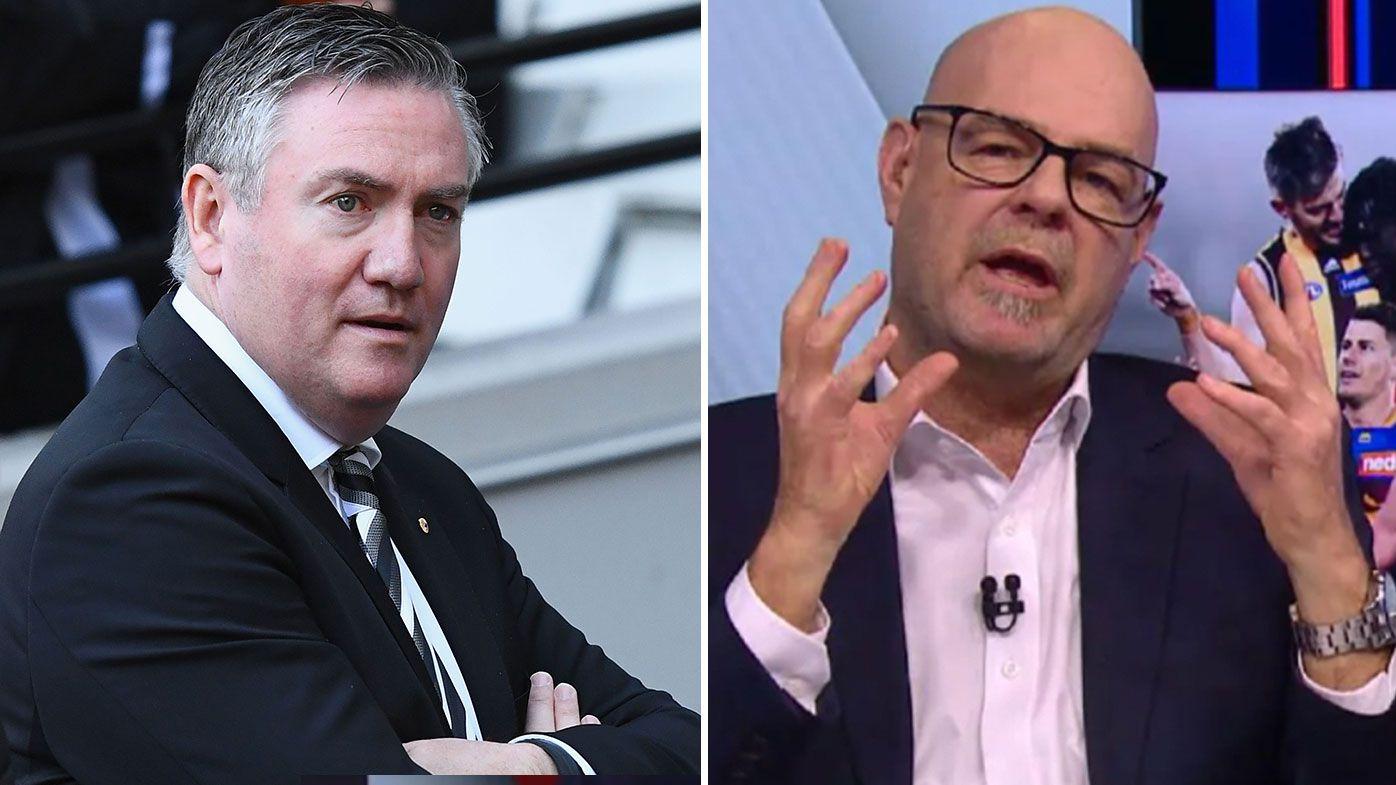 AFL columnist unloads on Eddie McGuire following Jack Steven saga