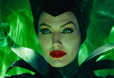 Angelina Jolie as Maleficent (Disney)