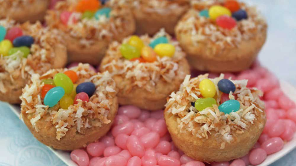 Jelly belly cookie