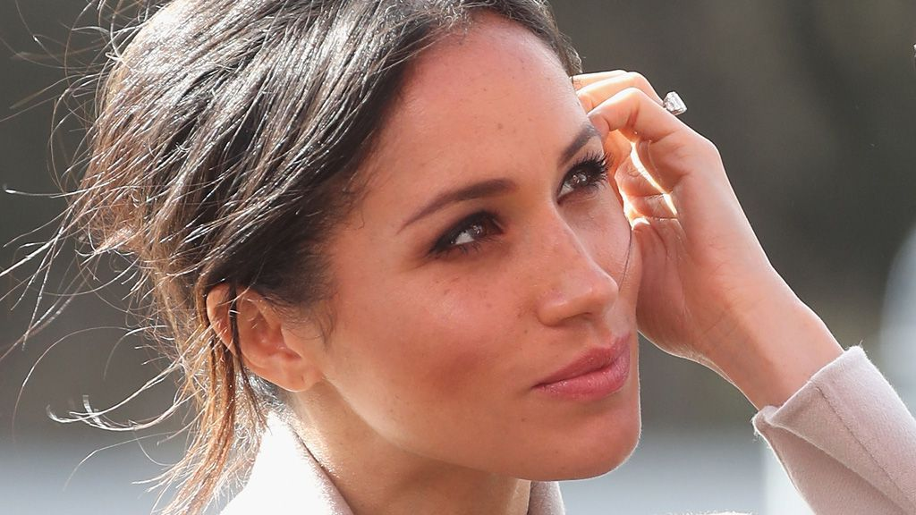 The Aussie jewellery designer Meghan Markle can't get enough of