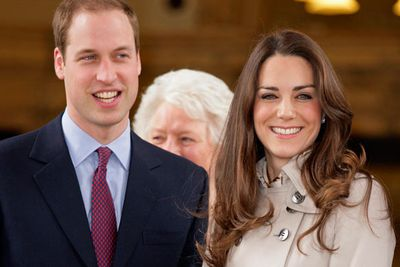 <b>Became royalty in:</b> England<p>Kate met the dashing Prince William at university while studying art history, and was dubbed 'Waity Katie' by the UK media thanks to the eight years she spent in a relationship with Wills before he proposed.