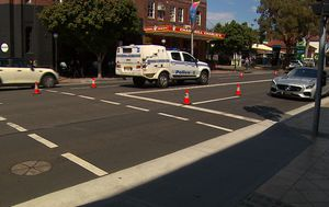 Elderly pedestrian critical after being hit by car in Sydney's east