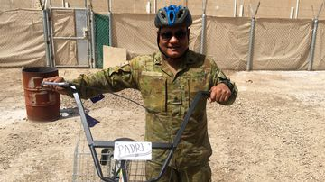 Meet the Aussies stationed at the Iraq camp the NZ PM called 'goddamn awful'
