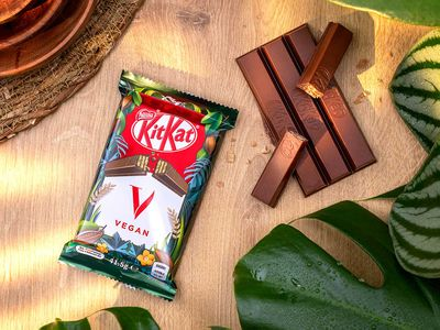 KitKat Vegan set to launch in Australia this July