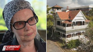 Huge rates bill threatens to force elderly widow out of home