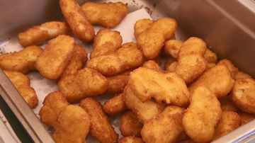 'Donugs' a massive hit at inaugural Chicken Nugget Festival