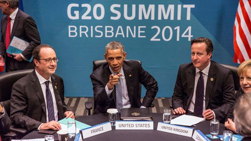G20 wrap-up: Putin's lonely weekend, Merkel's pub selfies and the $2 trillion plan
