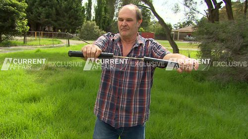 Locals who've lived here their whole lives are dealing with home invasions and theft. (A Current Affair)