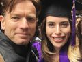 Ewan McGregor's 22-year-old daughter seemingly throws shade at him in Instagram caption