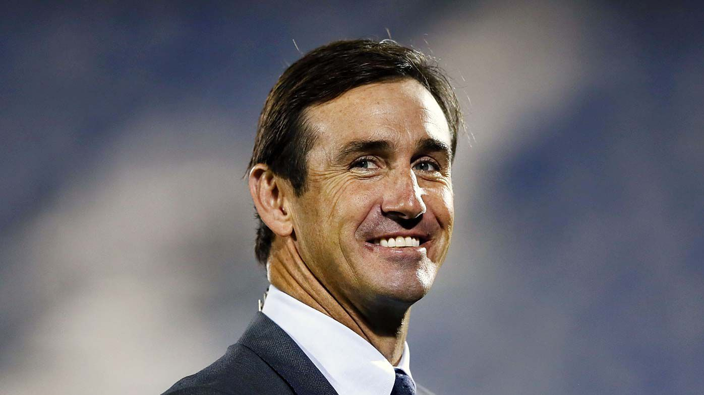 Andrew Johns says combinations essential in picking Origin half-backs