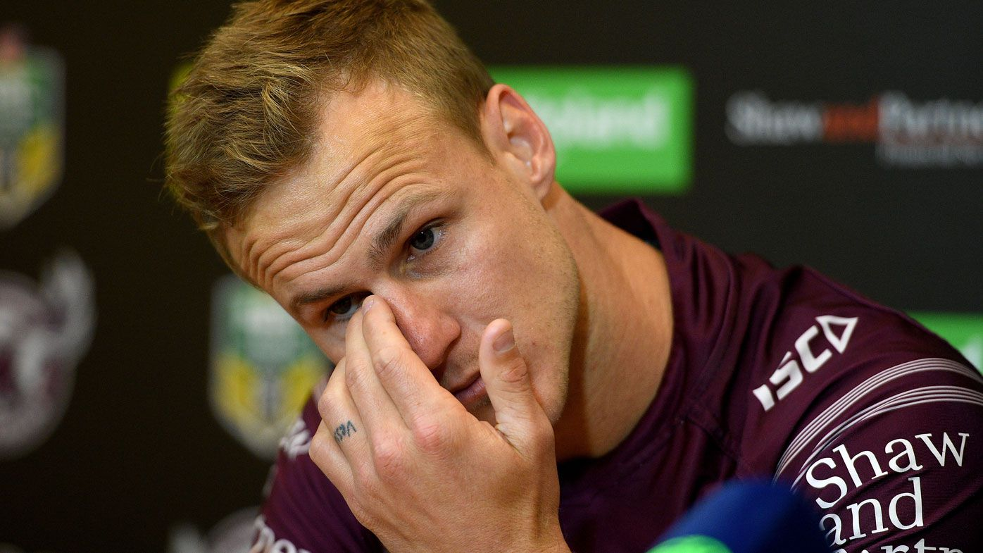 DCE backs Cartwright as next Manly coach