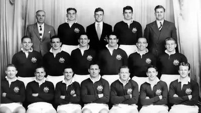 Former Wallabies captain Sir Nicholas Shehadie dies in Sydney aged 92