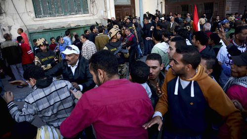 Two dead as Islamists and police clash in Cairo