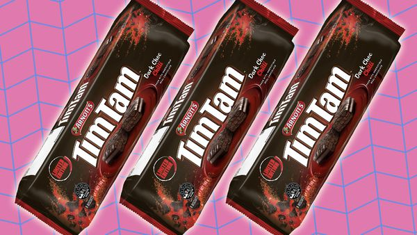 Arnott's bring back cult chilli Tim Tam