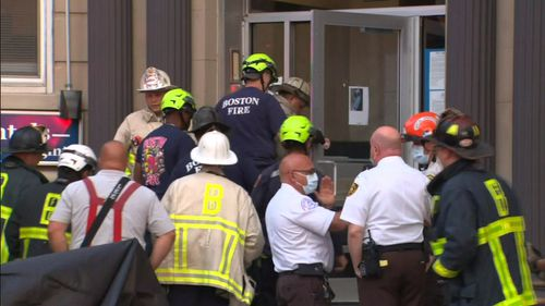 Woman killed in elevator accident in Allston