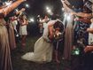Community rallies behind Mikaila for 'fairy-tale' wedding