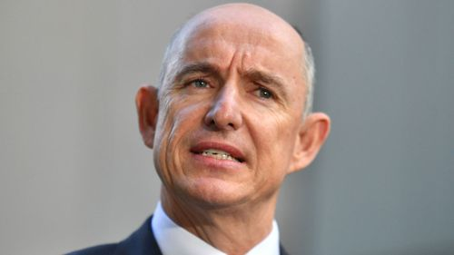 Government Services Minister Stuart Robert falsley claimed the MyGov website was targeted in a cyberattack.