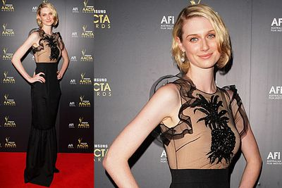 *Watch this face! This relatively-unknown 21-year-old Aussie scored a role in <i>The Great Gatsby</i> - and she got to pash Tobey Maguire!