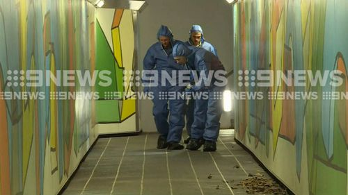 A 17-year-old boy has been charged with attempted murder after another teenage boy was allegedly stabbed. Picture: 9NEWS