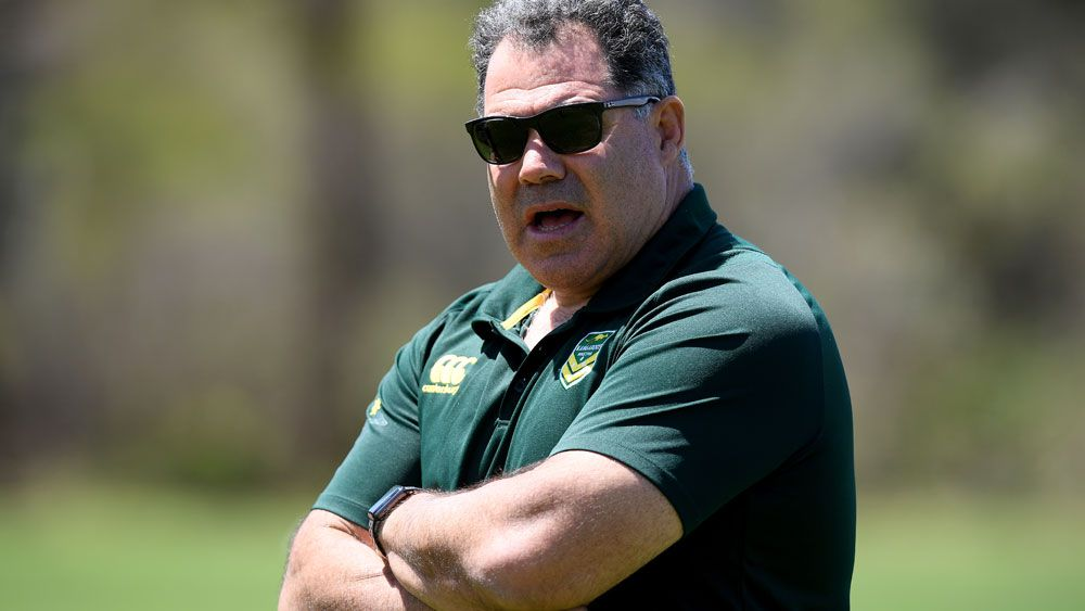 """Aussie coach Mal Meninga annoyed by Kangaroos preparations after """"worst"""" training session"""