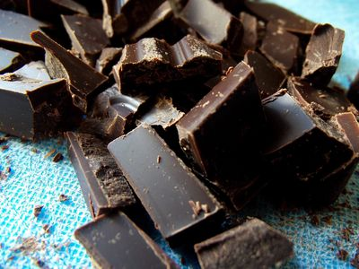 <strong>Dark chocolate</strong>