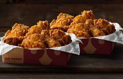 Red Rooster is giving away a year's worth of fried chicken