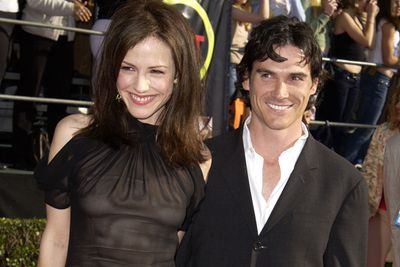 Mary Louise was seven months pregnant with Billy's child when he split to pursue a relationship with Claire Danes.