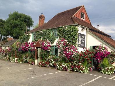 The Compass Inn, Winsor, New Forest UK