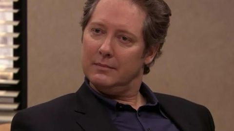 James Spader in talks to be new Office boss (briefly)