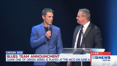 NSW Origin team announcement: Brad Fittler announces Blues side live