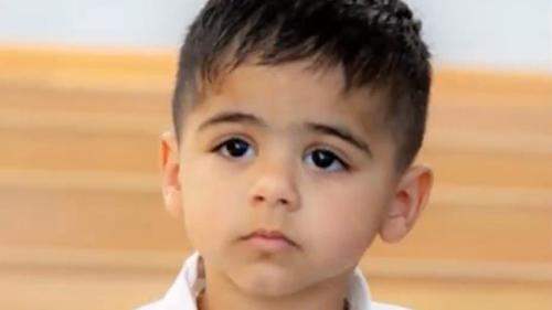 "Missing NSW toddler Anthony ""AJ"" Elfalak ."