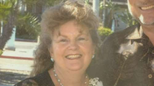 Terri Nelson died last week from injuries received in the August accident at a set of traffic lights in Riverside, San Diego.