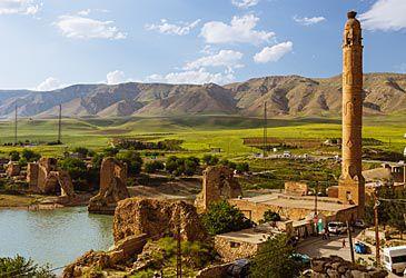 Daily Quiz: Northern Kurdistan is a region within which nation state?