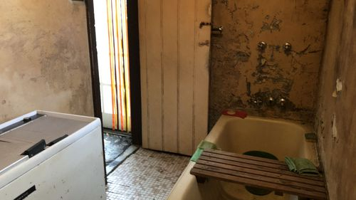 The bathroom. (Supplied)