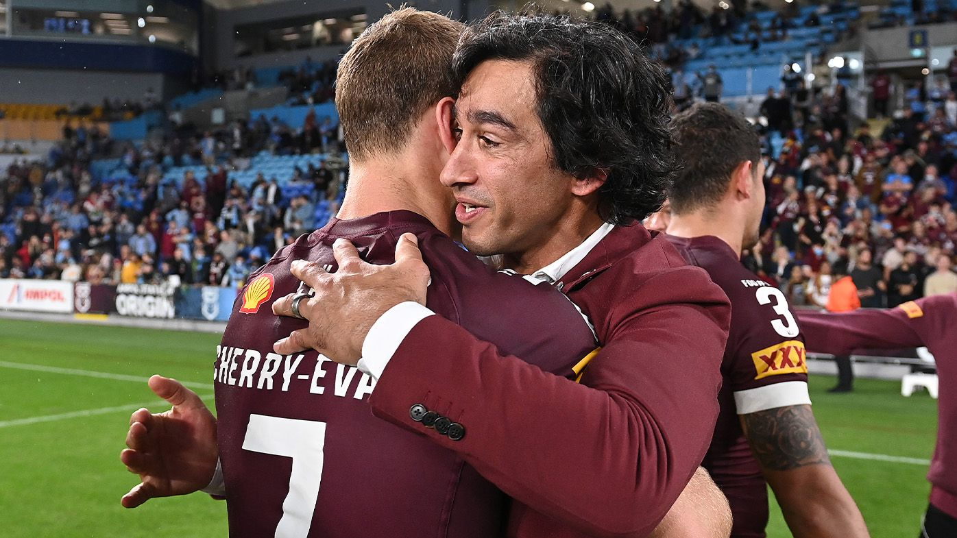 'Proud' Johnathan Thurston hails 'unbreakable bond' behind Queensland State of Origin culture