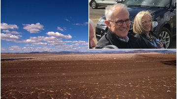 Towns in drought to receive $1.8b boost
