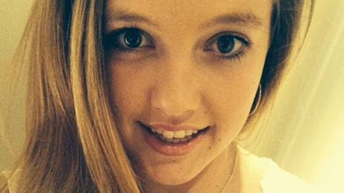 Teenage victim of axe attack that killed three members of her family out of hospital