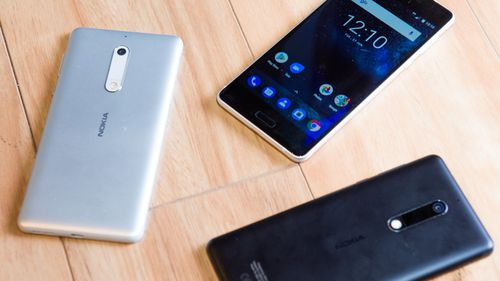 Nostalgic phone brand Nokia is staging a comeback. (Dominic Loneragan)