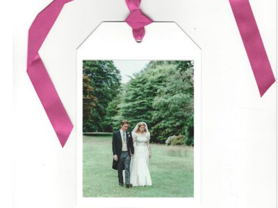 Sarah, Duchess of York's wedding thanks