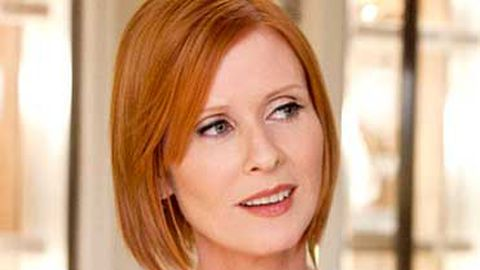 Cynthia Nixon joins cancer drama The Big C