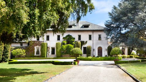 Elon Musk bought the estate at 891 Crystal Springs Road, in Hillsborough, in the San Francisco Bay Area back in 2017 for $32.36 million.