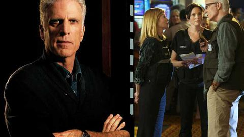 First look: Ted Danson on CSI