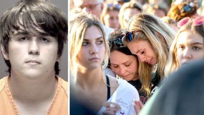 Texas shooting suspect 'spared people he liked'