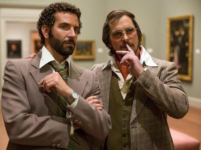 <strong>Best Motion Picture - Musical or Comedy: <em>American Hustle</em></strong> <p><em>American Hustle</em> is up for the best comedy or musical movie gong, which is hardly a surprise seeing as it's received rave reviews from critics.