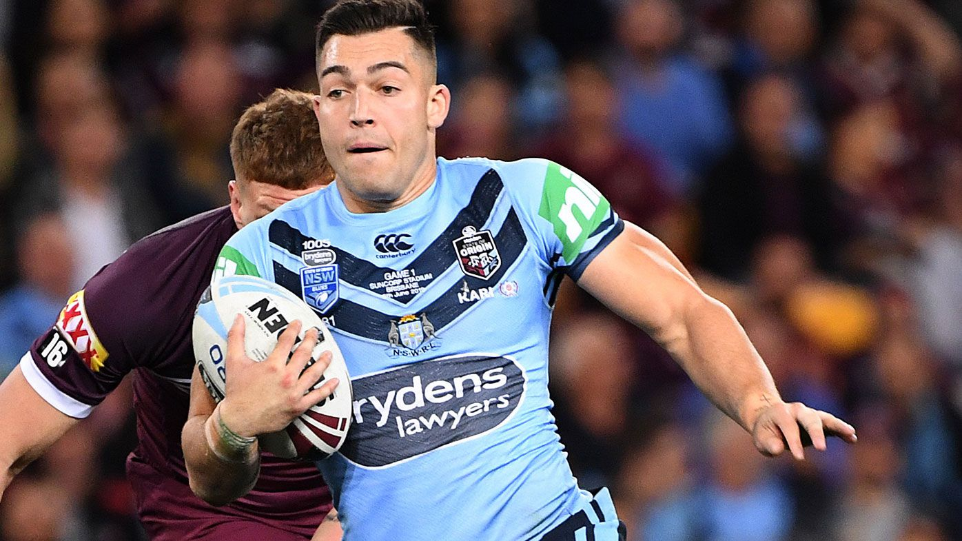Nick Cotric faces tough test to keep NSW jumper for Game 2
