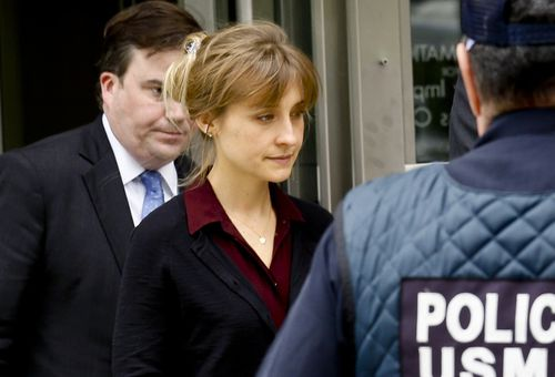 "Former ""Smallville"" actress Allison Mack and Keith Raniere, the leader of the self-help group NXIVM are charged with coercing women who joined the organization, into becoming a part of a secret sub-group where they were expected to act as ""slaves"" and engage in sex acts"